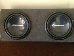 Pioneer dvc 12 x 2 (Price negotaible)