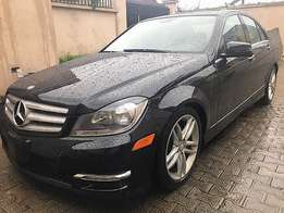 Mercedes Benz c300 2013 model 4matic foreign used