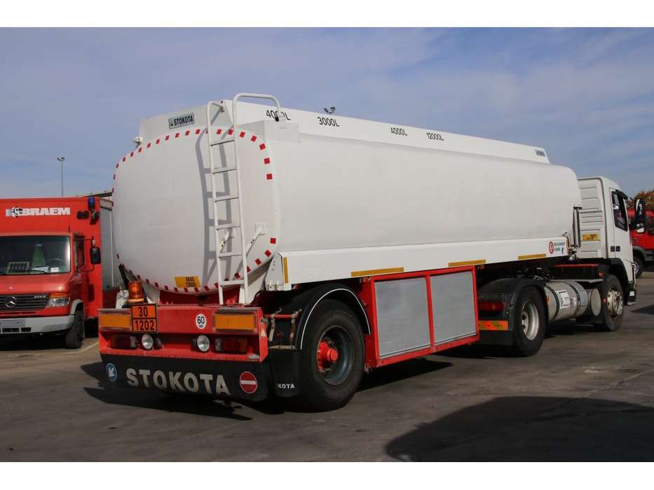 Stokota TANK 23.000 L FUEL/GASOIL (4 comp.) - 2002 - image 3