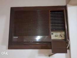 Toshiba window air conditioner