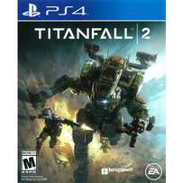 Titanfall 2 ps4 game now available