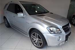 Mercedes Benz ML 63 AMG Premium Edition 2011