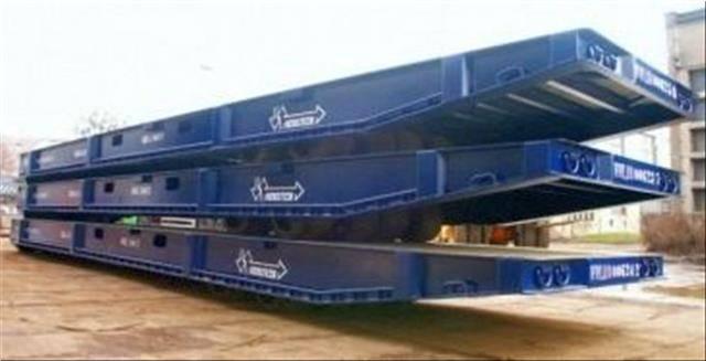 NOVA RT 100   100 ton roll trailer - 2018