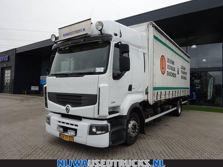 Renault PREMIUM 330 BDF-Systeem + Laadklep - 2006