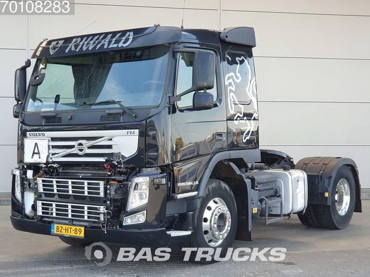 Volvo FM 410 Unfall Engine Getriebe OK 4X2 Unfall Hydraulik ACC... - 2011