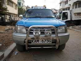 Landcruiser Prado TZ - Trade inn