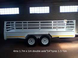4m Trailer on special