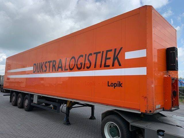 Schmitz Cargobull 3 as box oplegger - 2005