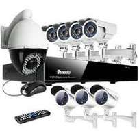 Dusting, Cleaning And Maintenance of Cctv