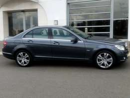 2010 Mercedes-Benz C180K BE Auto Avantgarde