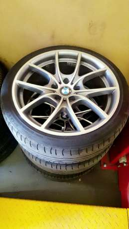 """19"""" BMW 6 Series rep Mags with Tyres Rustenburg - image 6"""