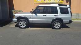 Land rover discovery2 td5 automatic