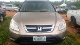 Excellent Honda crv Jeep 2003