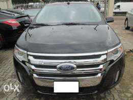 Extremely Clean Ford Edge 014, Registered