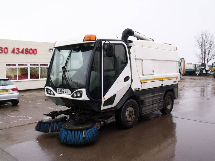 Johnston CX400 - 2012