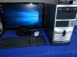 Desktop with 4GB DDR3 RAM