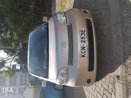 Toyota Porte 2010 model new import