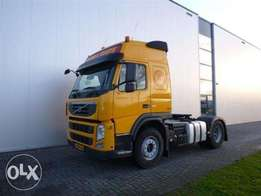 Volvo Fm410 4x2 Euro 5 Welgro Gd 12 Blower - For Import