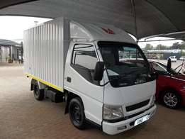 JMC Carrying 2.8 TDi 1.6 TON