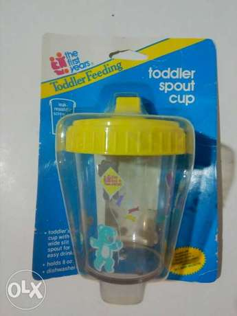 Toddler spout cup 1/5