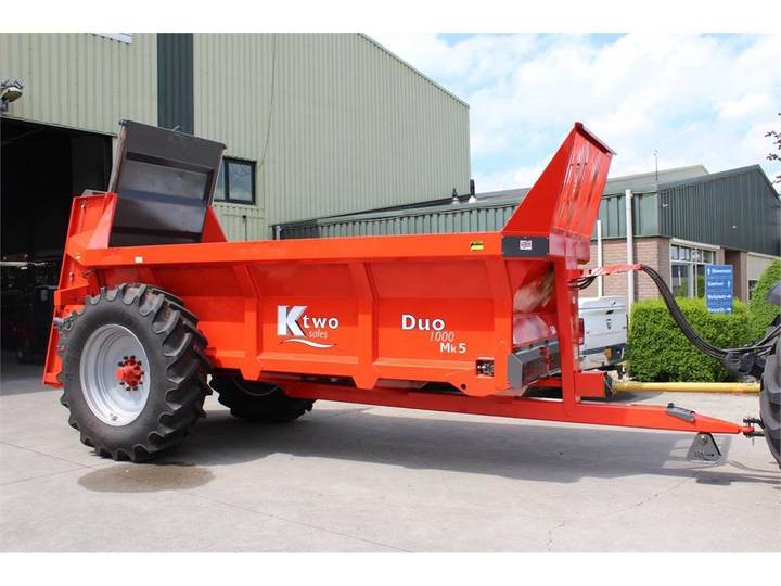 Ktwo DUO MK5 1000 - 2010