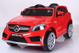 mercedes benz A45 battery operated ride on car