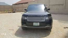 Registered 2014 Range Rover Vogue