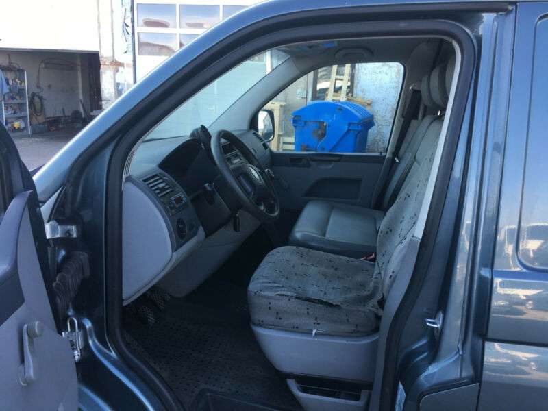 Volkswagen T5 Transporter Kasten 4Motion Klimaanlage - 2005 - image 5