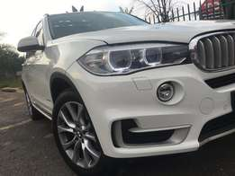 2014 BMW X5 3.0D F15 Design Pure Experience