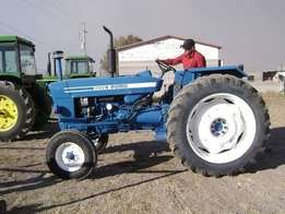 Ford 6600 Tractor for sale