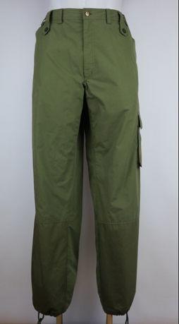 Gaupa spodnie z podszewką trekkingowe myśliwskie XLXXL