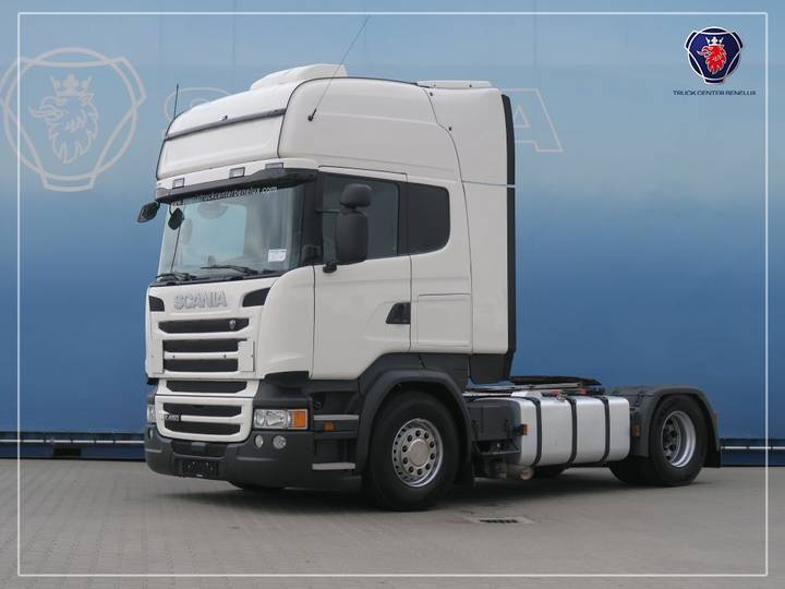 Scania R450 LA4X2MNA   SCR-only   Stand Airco - 2015