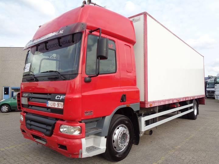 DAF CF65 220 + EURO 3 + MANUAL + SPRING/SPRING + BIG BOX - 2001