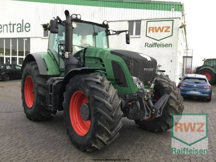 Fendt 930 vario profi plus - 2014