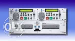 Stanton Twin CD with controller 650mk2