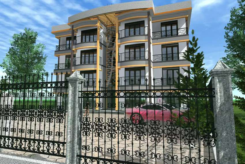 Designs For Apartments Architectural Plans