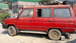 toyota venture for sale and spares