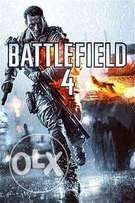 PlayStation 4 CD battle field