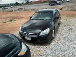 Very clean 07 Honda Accord up for sale.
