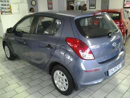 2014 i20 1.2 motion for sale R102 999