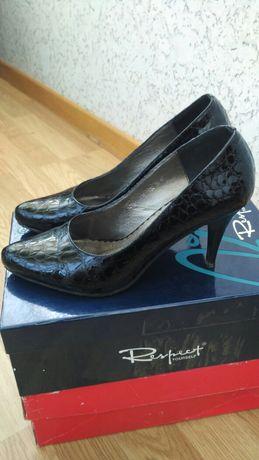 Туфлі шкіряні  200 грн. - Жіноче взуття Львів на Olx 6bdc842bfe53e