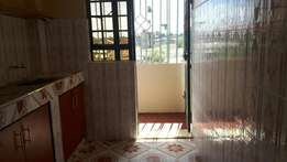 2 bed rooms house to let.