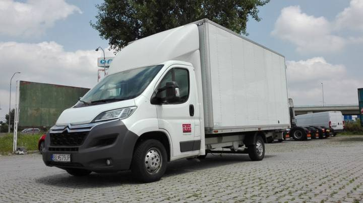 Citroën Jumper 2.2 Hdi L4 BOX - 2015