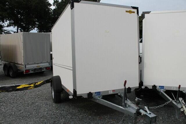 Humbaur HK 133015-18P Koffer 1300kg NEU