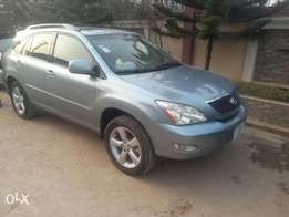 Few Months Used 2005 Lexus RX330 Full Option For #3.5M