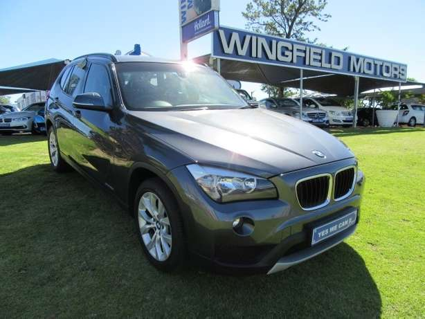 BMW x1 sDrive2.0i A/T-- Full agent service history Kuils River - image 1