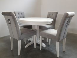 Używane Stoły I Krzesła Warmińsko Mazurskie Na Sprzedaż Olx