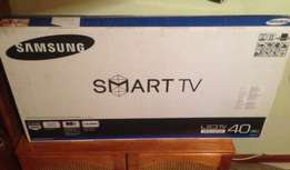 "Samsung 40 "" smart digital tv-wifi enabled-2 years warranty"