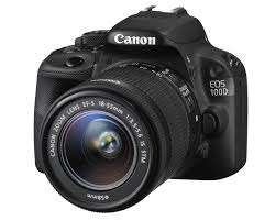 New brand canon camera 100d in cbd shop call now or visit us in town