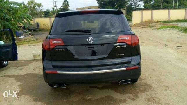 Direct Tokunbo Lagos cleared Acura mdx 2011 model(Full Option) Lagos Mainland - image 2